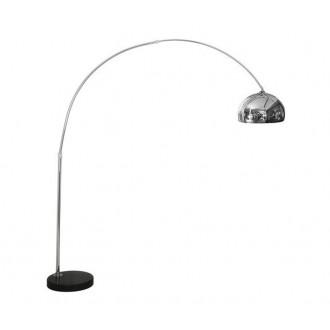 NOWODVORSKI 4917 | Cosmo Nowodvorski álló lámpa 200cm kapcsoló 1x E27 króm