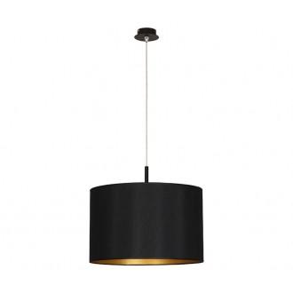 NOWODVORSKI 4961   AliceN Nowodvorski függeszték lámpa 1x E27 fekete, arany