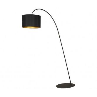 NOWODVORSKI 4963 | AliceN Nowodvorski álló lámpa 205cm kapcsoló 1x E27 fekete, arany
