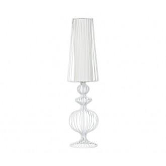 NOWODVORSKI 5125 | Aveiro Nowodvorski asztali lámpa 78cm kapcsoló 1x E27 fehér