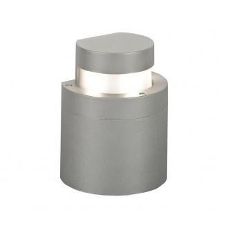 NOWODVORSKI 5162 | Kibo Nowodvorski álló lámpa 18cm 3x LED 117lm 3000K IP54 alumínium
