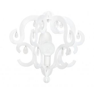 NOWODVORSKI 5221 | Katerina Nowodvorski fali lámpa 1x E27 fehér