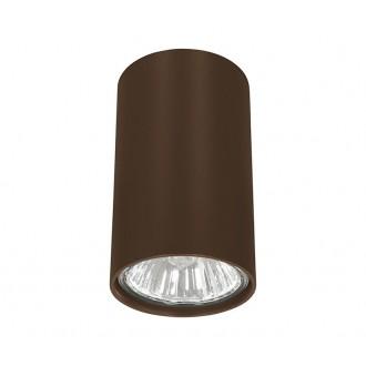 NOWODVORSKI 5258 | Eye-Color Nowodvorski mennyezeti lámpa 1x GU10 wenge