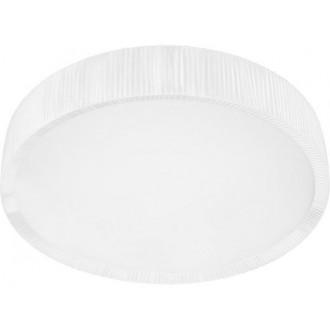 NOWODVORSKI 5286 | Alehandro Nowodvorski mennyezeti lámpa 2|2x T5 + 200x LED fehér, opál