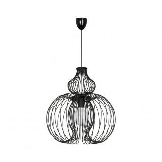 NOWODVORSKI 5298 | Meknes Nowodvorski függeszték lámpa 1x E27 fekete