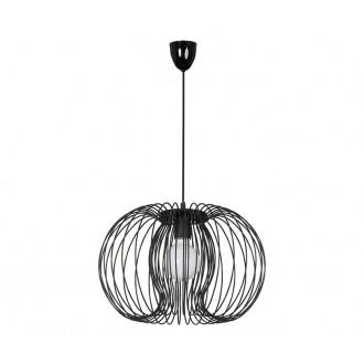NOWODVORSKI 5301 | Agadir Nowodvorski függeszték lámpa 1x E27 fekete