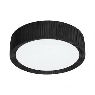 NOWODVORSKI 5350 | Alehandro Nowodvorski mennyezeti lámpa 4x G5 / T5 fekete