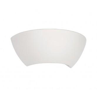 NOWODVORSKI 5451 | Gipsy-Moon Nowodvorski fali lámpa 1x E27 fehér