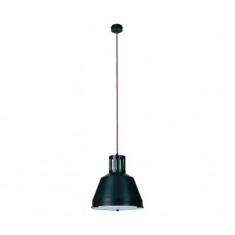 NOWODVORSKI 5530 | Industrial Nowodvorski függeszték lámpa 1x E27 grafit, fehér, piros