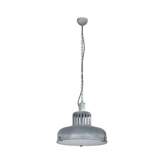 NOWODVORSKI 5534 | Industrial Nowodvorski függeszték lámpa 3x E27 beton, fehér