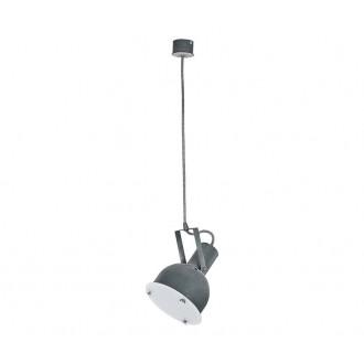 NOWODVORSKI 5647 | Industrial-2 Nowodvorski függeszték lámpa elforgatható alkatrészek 1x E27 beton, fehér