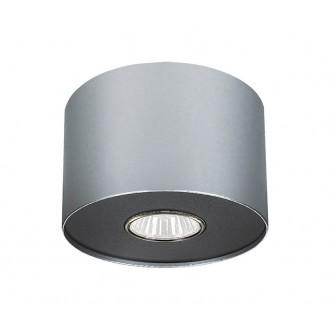 NOWODVORSKI 6003 | Point Nowodvorski mennyezeti lámpa 1x GU10 ezüst