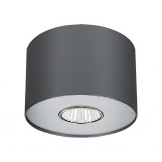 NOWODVORSKI 6006 | Point Nowodvorski mennyezeti lámpa 1x GU10 grafit