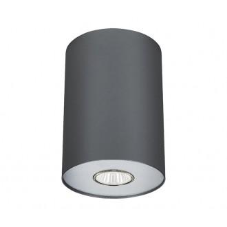 NOWODVORSKI 6008 | Point Nowodvorski mennyezeti lámpa 1x GU10 grafit