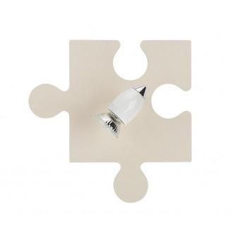 NOWODVORSKI 6381 | Puzzle Nowodvorski fali lámpa elforgatható alkatrészek 1x GU10 ecru, fehér, króm