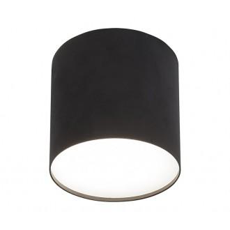 NOWODVORSKI 6526 | Point_Plexi Nowodvorski mennyezeti lámpa 1x GU10 fekete, fehér