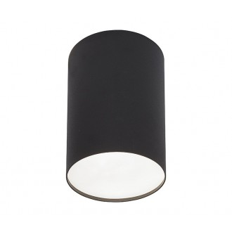 NOWODVORSKI 6530 | Point_Plexi Nowodvorski mennyezeti lámpa 1x E27 fekete, fehér
