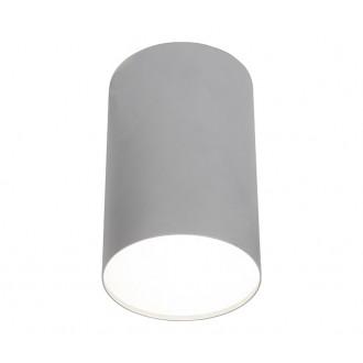 NOWODVORSKI 6531 | Point_Plexi Nowodvorski mennyezeti lámpa 1x E27 ezüst, fehér