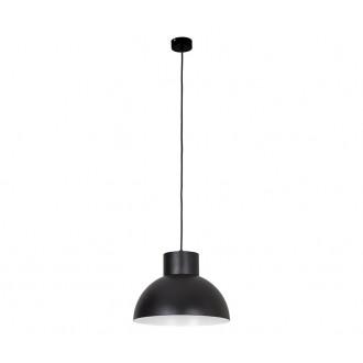 NOWODVORSKI 6613 | Works Nowodvorski függeszték lámpa 1x E27 fekete, fehér