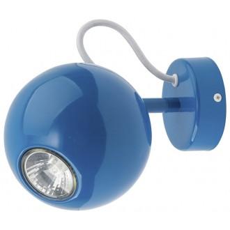 NOWODVORSKI 6736 | Malwi Nowodvorski falikar lámpa elforgatható alkatrészek 1x GU10 kék