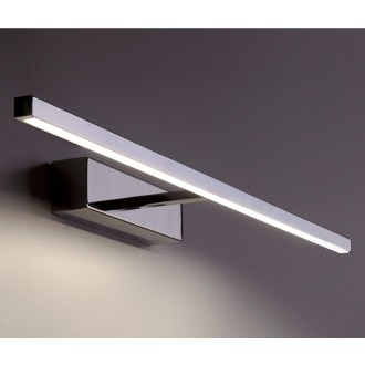 NOWODVORSKI 6765 | Degas Nowodvorski fali lámpa 60x LED 560lm 3000K króm