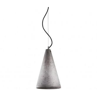 NOWODVORSKI 6852 | VolcanoN Nowodvorski függeszték lámpa 1x E27 szürke, fekete