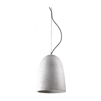 NOWODVORSKI 6857 | Gypsum Nowodvorski függeszték lámpa 1x E27 szürke