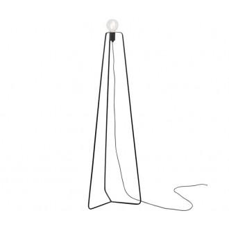 NOWODVORSKI 6974 | SimpleN Nowodvorski álló lámpa 140cm vezeték kapcsoló 1x E27 fekete