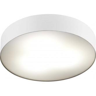 NOWODVORSKI 8832 | Arena Nowodvorski mennyezeti lámpa mozgásérzékelő 3x E14 IP44 fehér