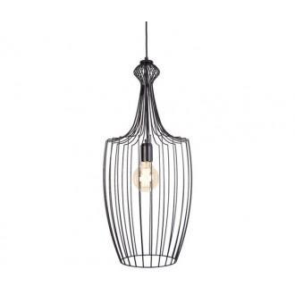 NOWODVORSKI 8847 | Luksor Nowodvorski függeszték lámpa 1x E27 fekete