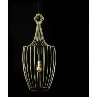 NOWODVORSKI 8850 | Luksor Nowodvorski függeszték lámpa 1x E27 arany