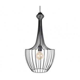 NOWODVORSKI 8851 | Luksor Nowodvorski függeszték lámpa 1x E27 fekete