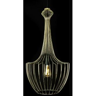 NOWODVORSKI 8853 | Luksor Nowodvorski függeszték lámpa 1x E27 arany