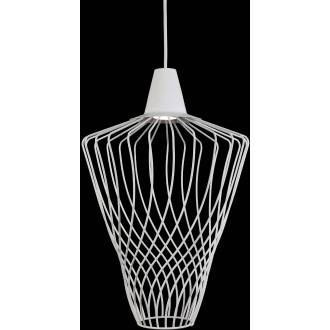 NOWODVORSKI 8855   Wave-NW Nowodvorski függeszték lámpa 1x E27 fehér