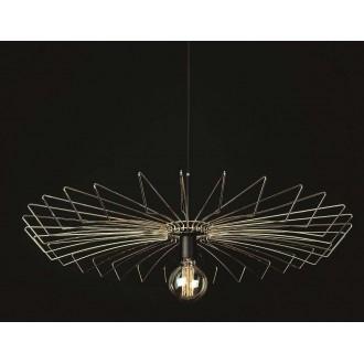 NOWODVORSKI 8874 | Umbrella-NW Nowodvorski függeszték lámpa 1x E27 fekete, arany