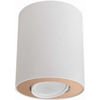 NOWODVORSKI 8896 | Set Nowodvorski spot lámpa elforgatható fényforrás 1x GU10 fehér, arany
