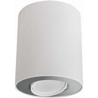 NOWODVORSKI 8897 | Set Nowodvorski spot lámpa elforgatható fényforrás 1x GU10 fehér, ezüst