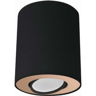 NOWODVORSKI 8901 | Set Nowodvorski spot lámpa elforgatható fényforrás 1x GU10 fekete, arany