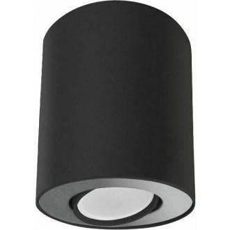 NOWODVORSKI 8902 | Set Nowodvorski spot lámpa elforgatható fényforrás 1x GU10 fekete, ezüst