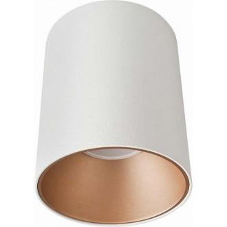 NOWODVORSKI 8926 | Eye-Tone Nowodvorski spot lámpa elforgatható fényforrás 1x GU10 fehér, arany