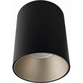NOWODVORSKI 8932 | Eye-Tone Nowodvorski spot lámpa elforgatható fényforrás 1x GU10 fekete, ezüst