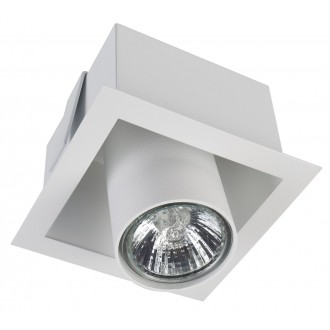 NOWODVORSKI 8936 | Eye-Mod Nowodvorski mennyezeti lámpa 1x GU10 fehér