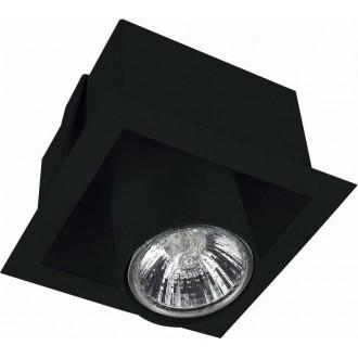 NOWODVORSKI 8937 | Eye-Mod Nowodvorski mennyezeti lámpa 1x GU10 fekete