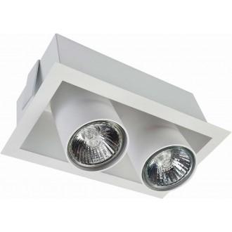 NOWODVORSKI 8938 | Eye-Mod Nowodvorski mennyezeti lámpa 2x GU10 fehér