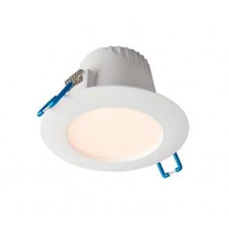 NOWODVORSKI 8991 | Helios-NW Nowodvorski beépíthető lámpa Ø102mm 1x LED 260lm 3000K IP44 fehér