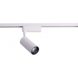 NOWODVORSKI 9006 | Profile Nowodvorski rendszerelem lámpa elforgatható alkatrészek 1x LED 1360lm 4000K fehér