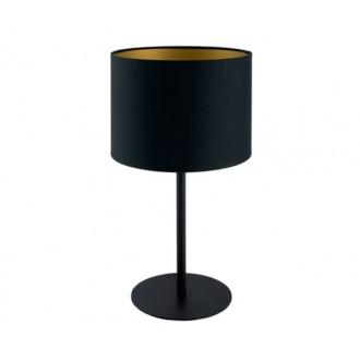 NOWODVORSKI 9091 | Alice-NW Nowodvorski asztali lámpa 40,5cm kapcsoló 1x E27 fekete, arany