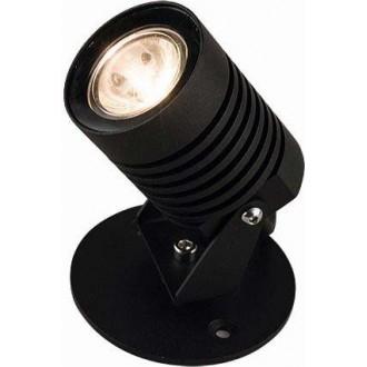 NOWODVORSKI 9101 | Spike-LED Nowodvorski álló lámpa 11,3cm elforgatható alkatrészek 1x LED 115lm 3000K IP54 fekete