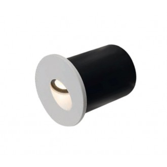 NOWODVORSKI 9103 | Oia-LED Nowodvorski beépíthető lámpa Ø48mm 1x LED 45lm 3000K fehér