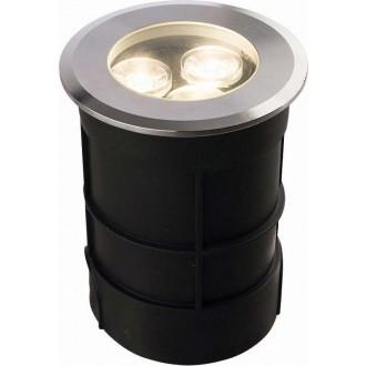NOWODVORSKI 9104 | Picco-LED Nowodvorski beépíthető lámpa Ø75mm 1x LED 130lm 3000K IP67 ezüst